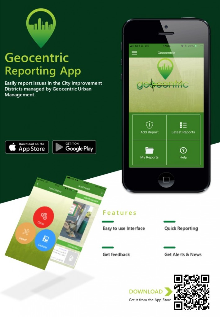 Geocentric Reporting App 2